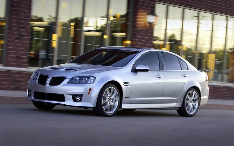 Pontiac G8 GXP (2008)