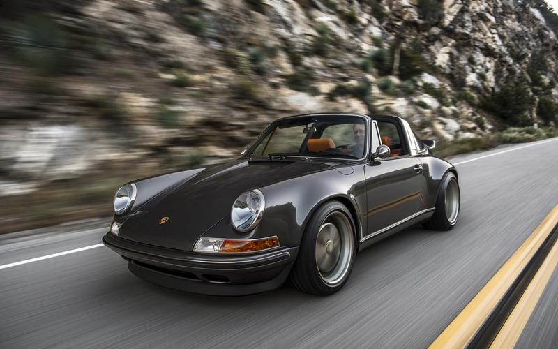 Singer's Porsche 911