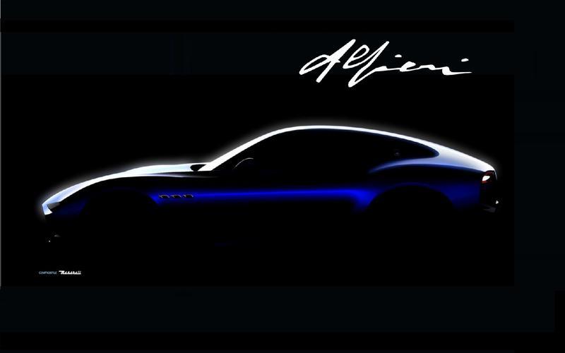 Maserati Alfieri (2021)