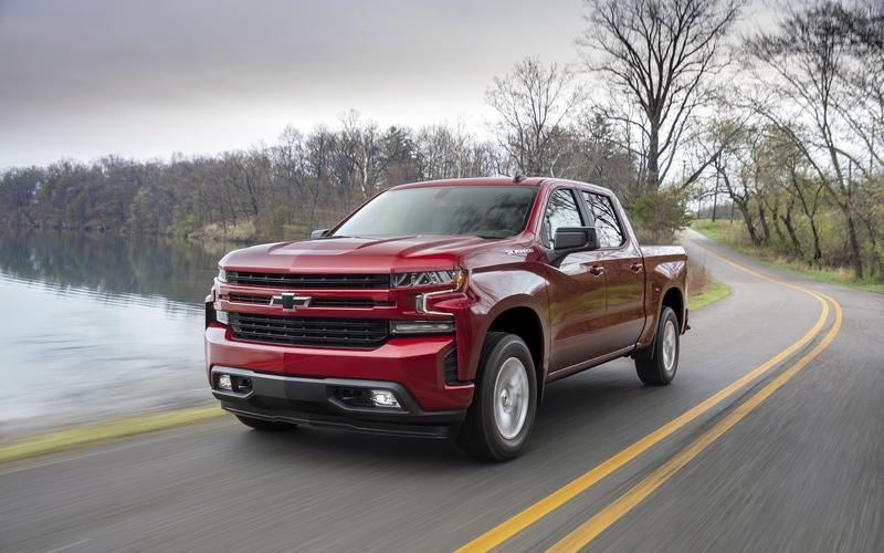2. Chevrolet Silverado – Silao, Mexico; Fort Wayne, Indiana; Flint, Michigan; Oshawa, Canada – 585,864 units sold