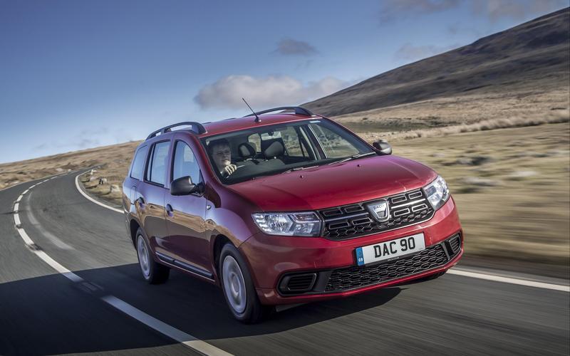Algeria: Dacia Logan – 46,270 vehicles sold