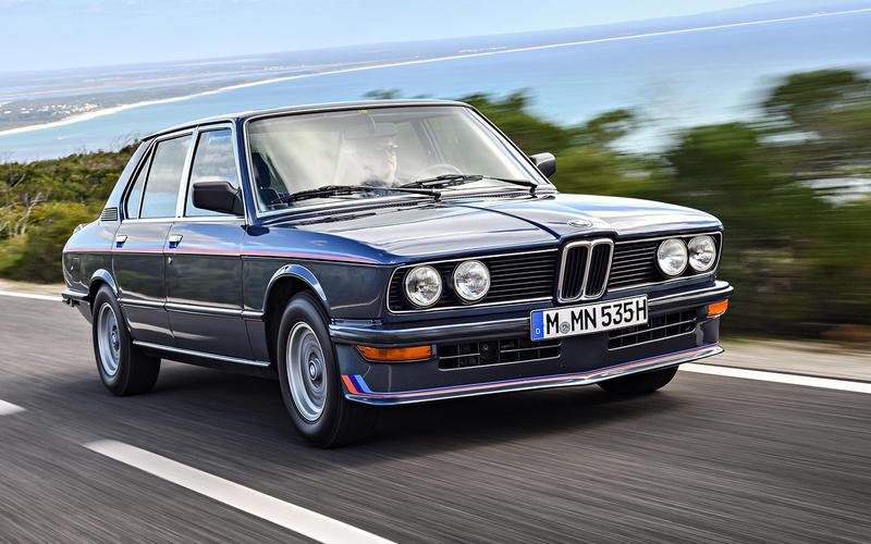 BMW M535i (E12) - 1979