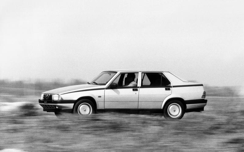 Alfa Romeo – transaxle