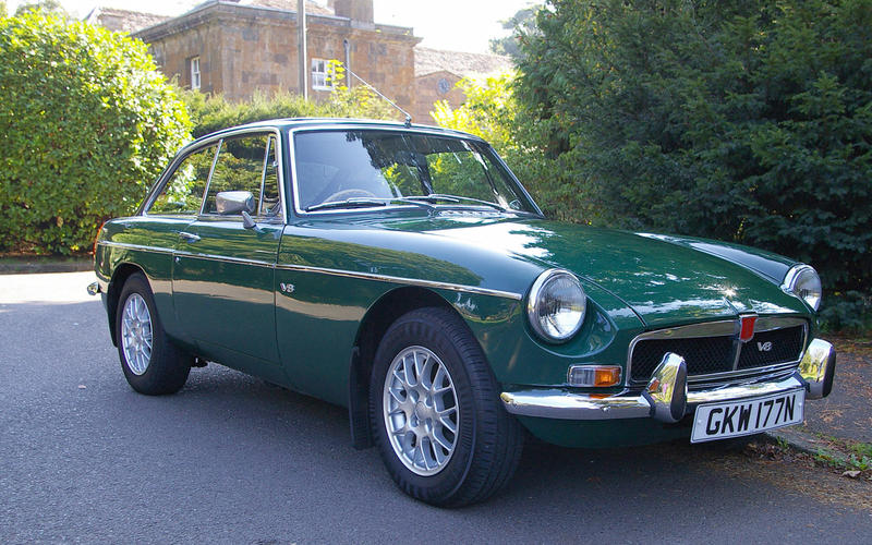 By the time the liberally badged MGB GT V8 arrived in 1973, Britain's best-selling sports car was already 11 years old.