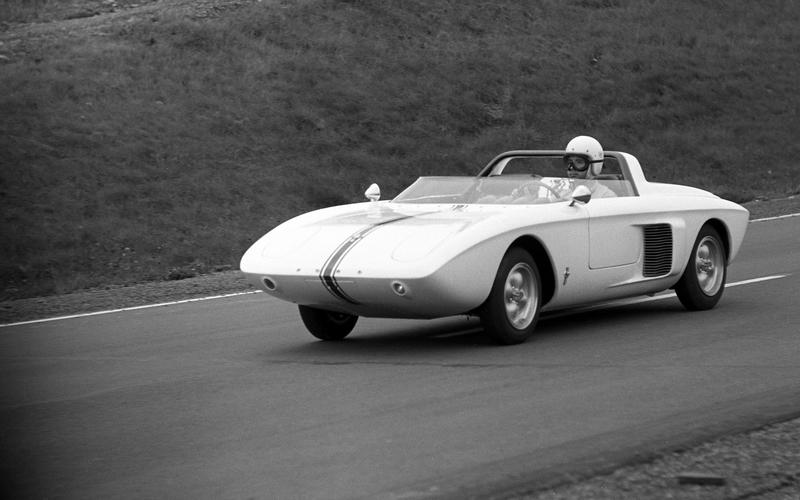 The Mustang I concept (1962)