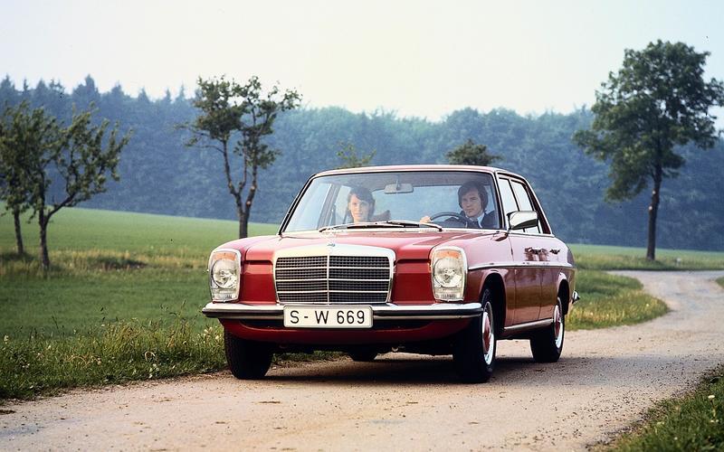 W114/W115 (1968)