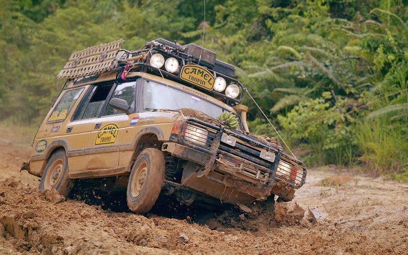 Is there really such a thing as a good used Land Rover?