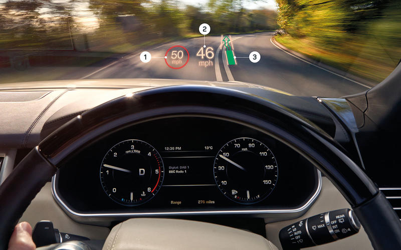 The Head Up Display Story And Why Your Car Needs It Autocar