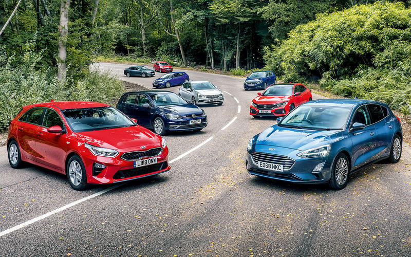 Megatest New Ford Focus V Every Rival Autocar