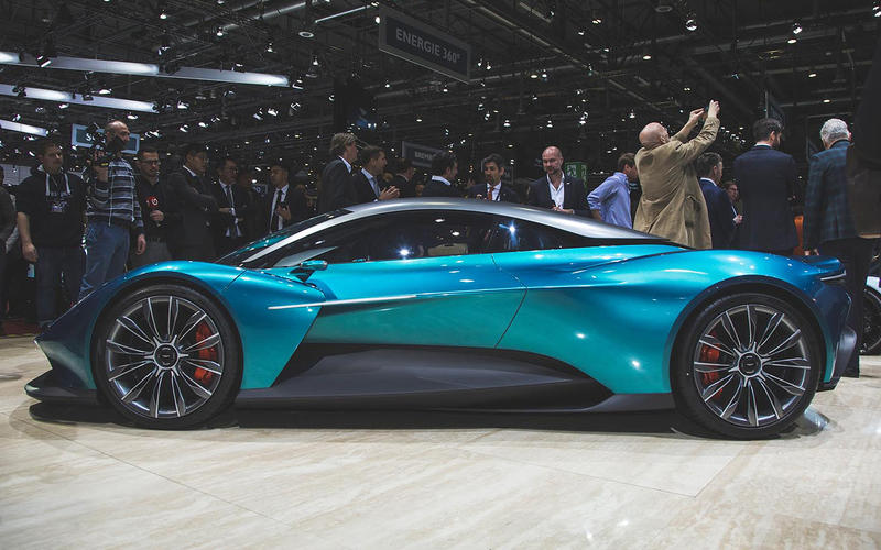 The Geneva motor show is always a magnet for new supercars and hypercars.
