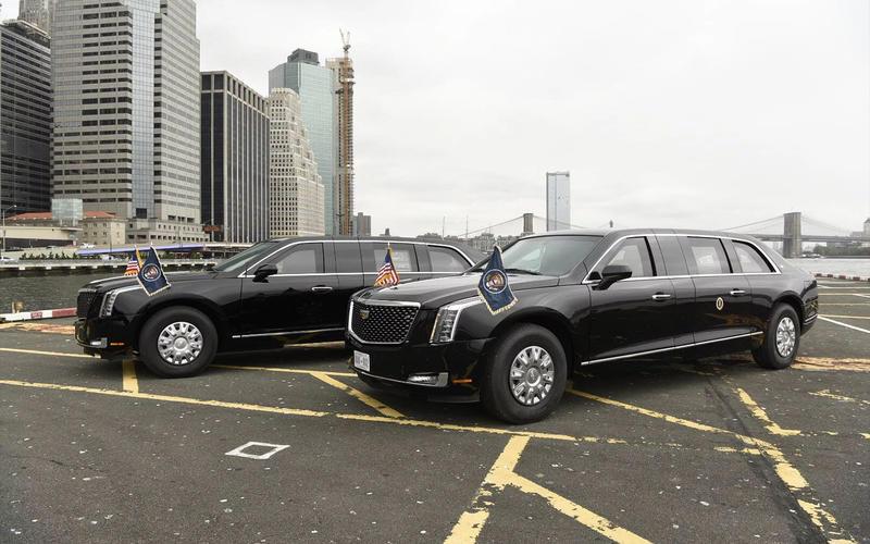 "Cadillac ""Cadillac One"" – 2018"