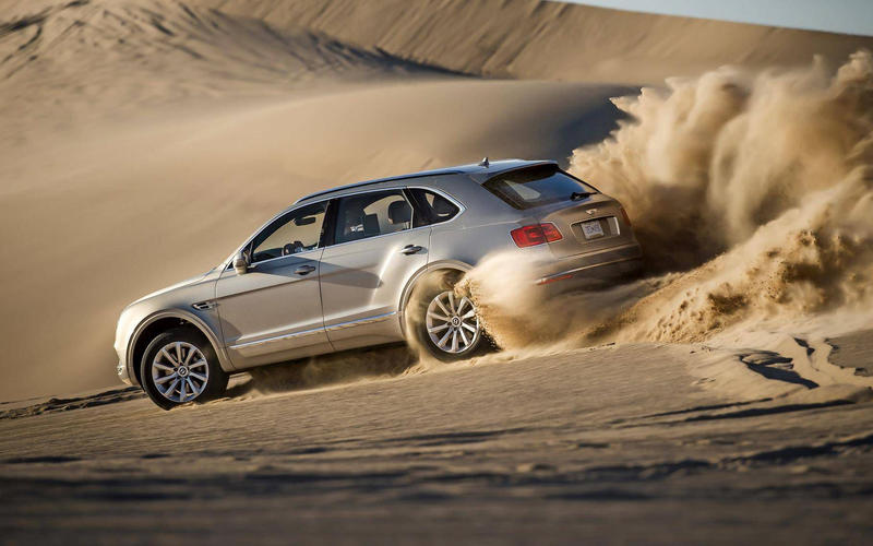 Nearly every product planner in the automotive industry has the same three letters in mind: SUV.