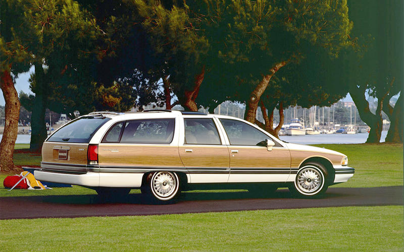 The Station Wagons That Shaped America