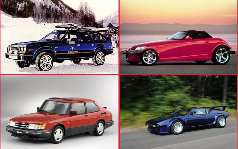 The Best Cars From Dead Car Companies Autocar