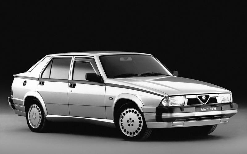 Alfa Romeo 75 (1987-1989)