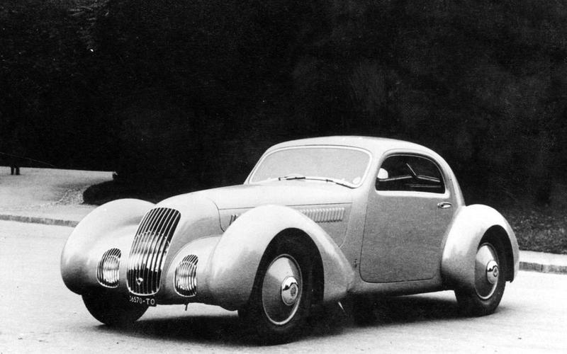 Alfa Romeo 6C Pescara: 1935