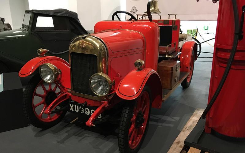 Gwynne Fire Engine (1922)