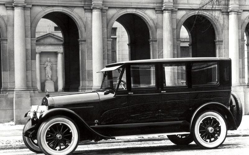 CIGARETTE LIGHTER: Lincoln Model L, 1920