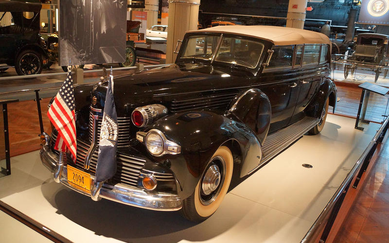 Lincoln Sunshine Special - 1939