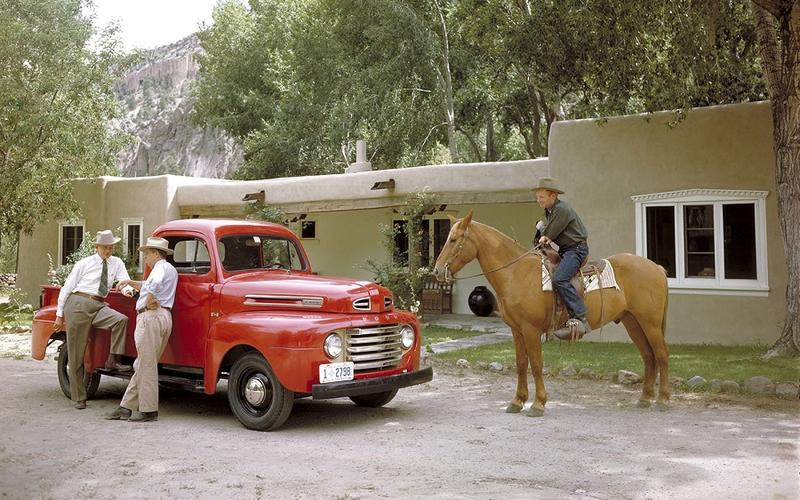 The original F-Series (1948)