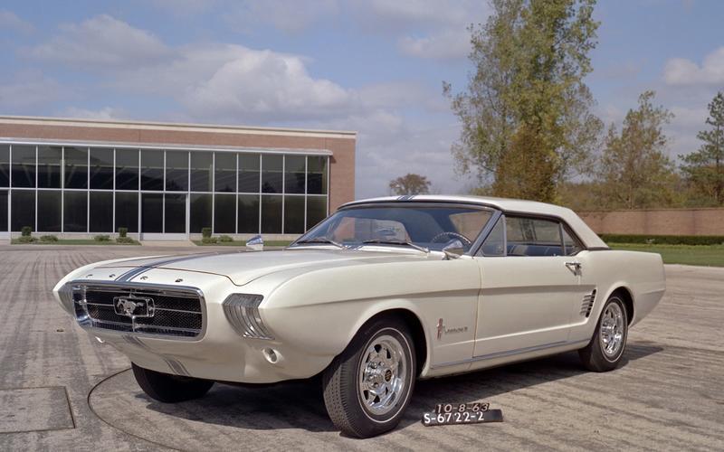 Mustang II concept (1963)