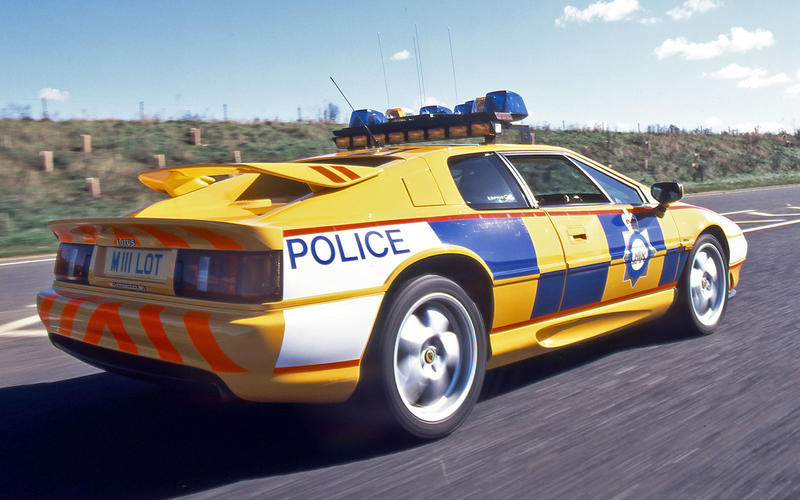 In Pictures The Worlds Most Interesting Police Cars Autocar