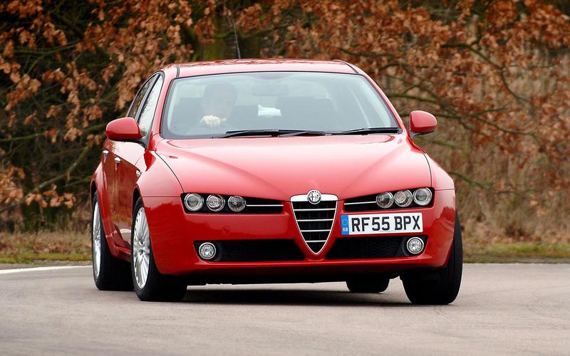 Alfa Romeo 159 (2006-11)