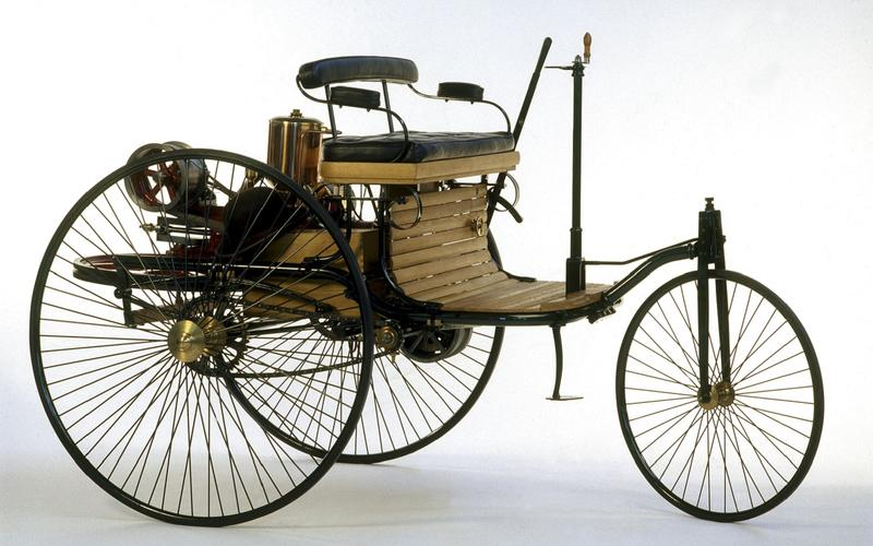 Single-cylinder - First used: 1885