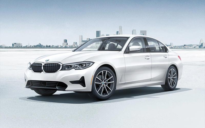 2. BMW 3 Series (2020)