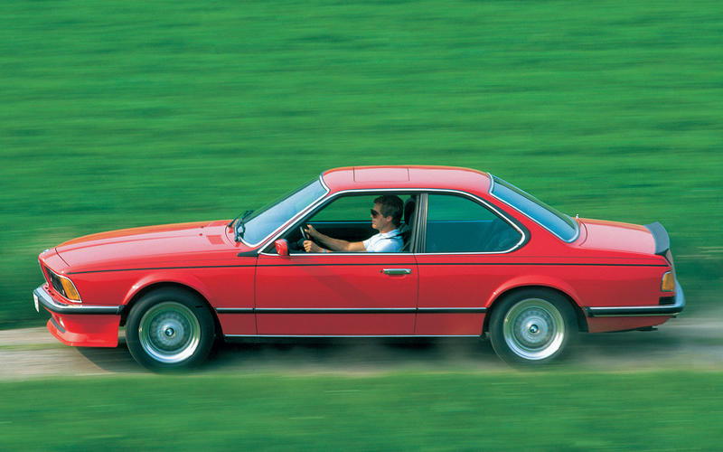 BMW E24 6 Series (1976-1989)