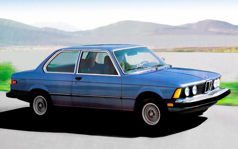 1. BMW 3 Series (1979)