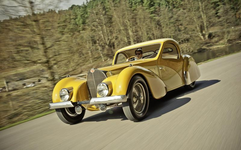 Bugatti – Type 57, 1934-39: 685