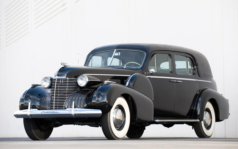 Cadillac Seventy-Five (1936)
