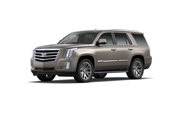Cadillac Escalade (good)