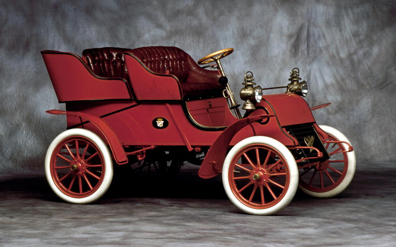 Single-cylinder Cadillacs