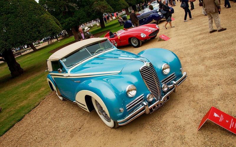 1948 Delahaye 175 S Grand Luxe Chapron
