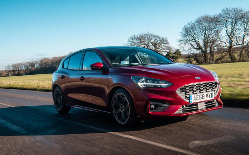 New Ford Focus (from £22,500)