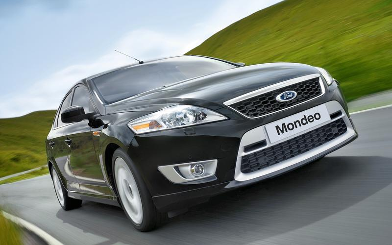 10: Ford Mondeo (34,418 sold)