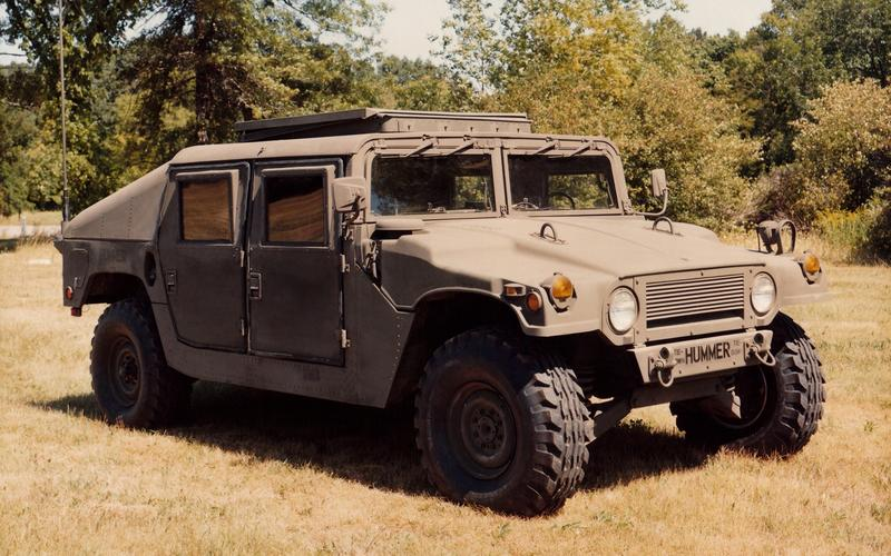 High Mobility Multipurpose Wheeled Vehicle (1979)