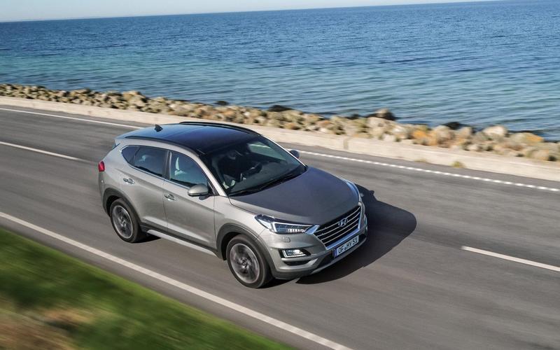 Hyundai Tucson – Nosovice, Czech Republic – 27,634 units sold in 2018