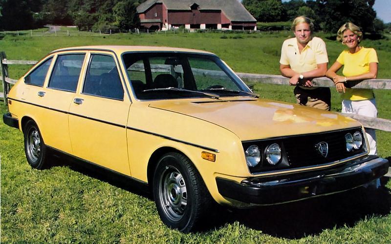 Lancia (1956-1972)
