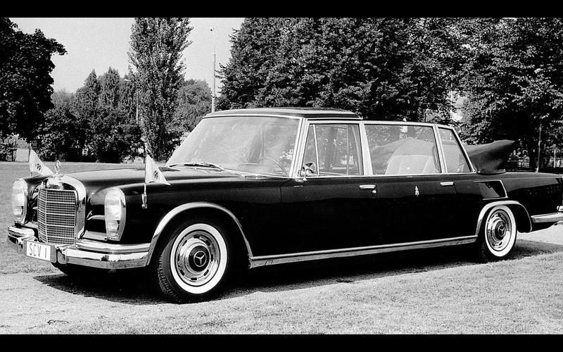 Mercedes-Benz 600 Pullman (1965)