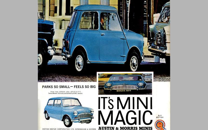 Mini 850 (1963)