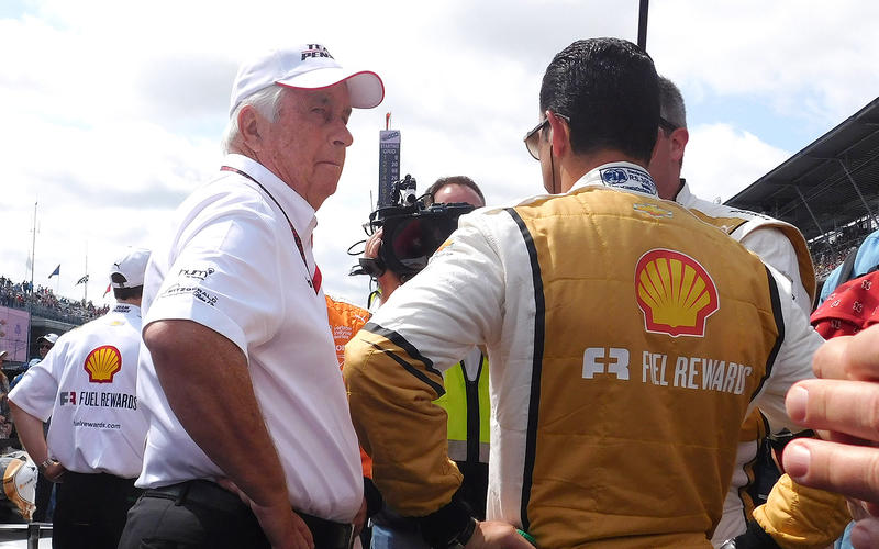 Roger Penske - US$1.6 billion