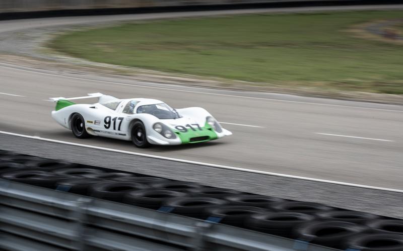 The Porsche 917 (1969)