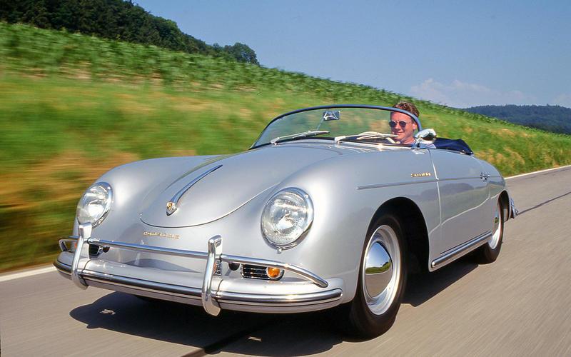 1948-1958: Porsche 356 Speedster (1954)