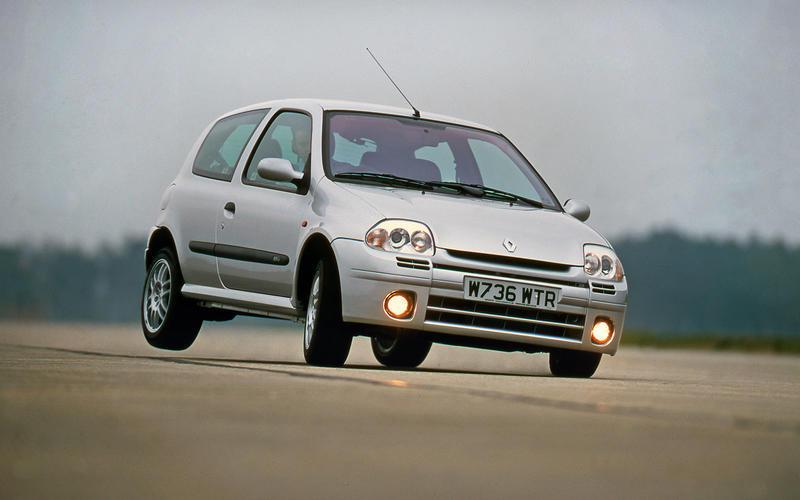 Renaultsport Clio 172