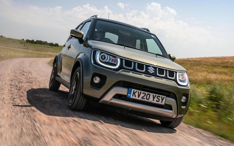 Suzuki Ignis – £14,499