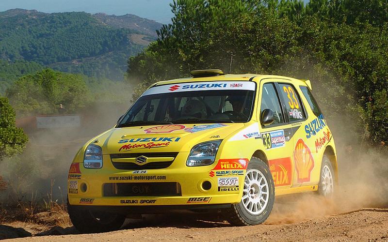 Suzuki Ignis - 2002