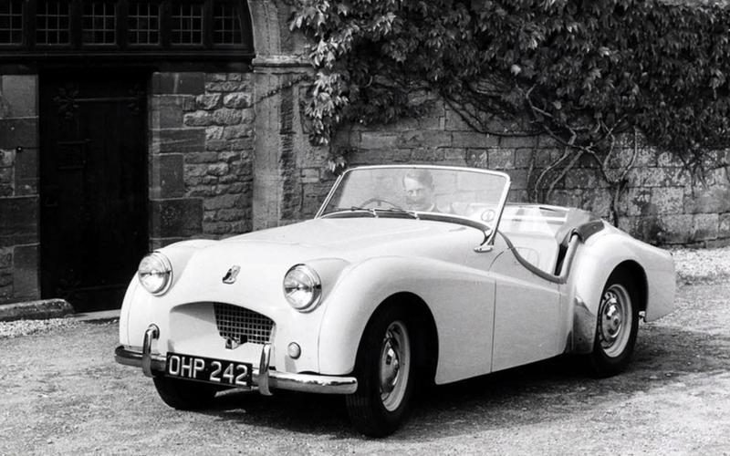 Triumph TR2 (1954)